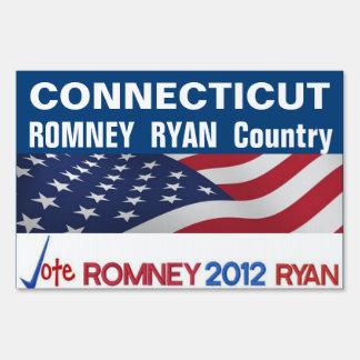 CONNECTICUT es muestra del país de Romney Ryan
