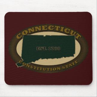 Connecticut Est. 1788 Mouse Pad