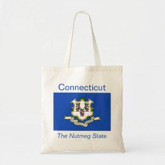 Connecticut Flag Bag