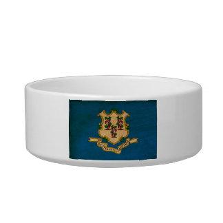 Connecticut Flag Bowl