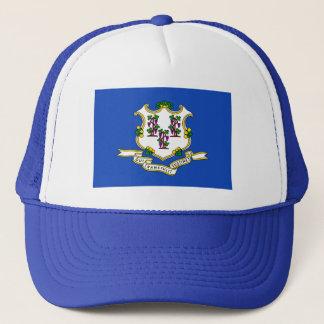 Connecticut Flag Hat