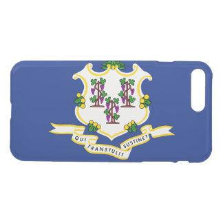 Connecticut flag iPhone 8 plus/7 plus case