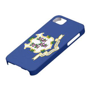 Connecticut flag iPhone SE/5/5s case