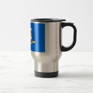 Connecticut Flag Coffee Mug
