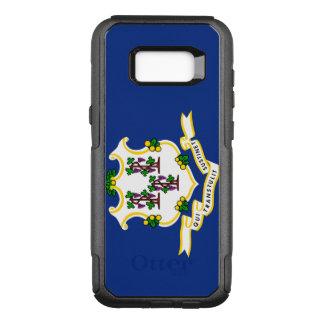 Connecticut Flag Otrbx Samsung Galaxy S8 Case