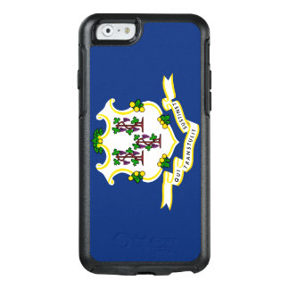Connecticut Flag Otterbox Symmetry Iphone 6/6 Case