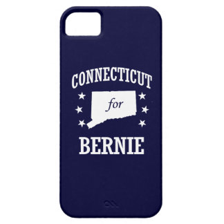 CONNECTICUT FOR BERNIE SANDERS iPhone 5 COVERS