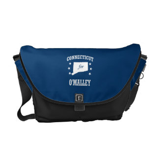 CONNECTICUT FOR O'MALLEY MESSENGER BAG