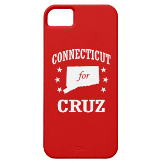 CONNECTICUT FOR TED CRUZ iPhone 5 CASE