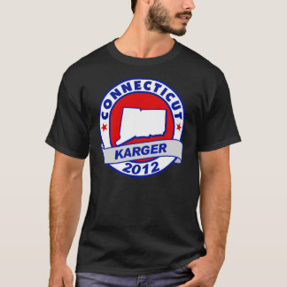 Connecticut Fred Karger T-Shirt
