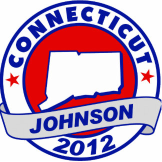 Connecticut Gary Johnson Photo Cut Out