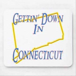 Connecticut - Getting abajo Tapete De Ratón