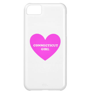 Connecticut Girl Cover For iPhone 5C