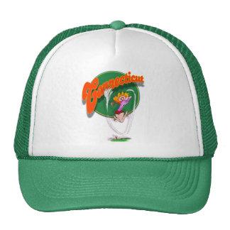 Connecticut golf cap trucker hat