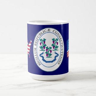 Connecticut Great Seal Coffee Mug