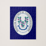 Connecticut Great Seal Jigsaw Puzzle