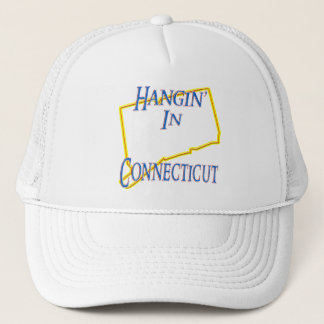 Connecticut - Hangin' Trucker Hat