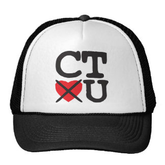 Connecticut Hates You Trucker Hat