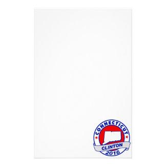 Connecticut Hillary Clinton 2016.png Papeleria De Diseño