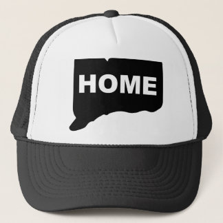Connecticut Home Away From State Ball Cap Hat