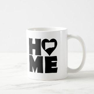 Connecticut Home Heart State Mug or Travel Mug
