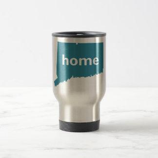 Connecticut Home Coffee Mugs
