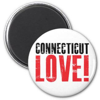 Connecticut Love Magnet