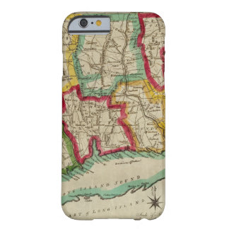 Connecticut Map Barely There iPhone 6 Case