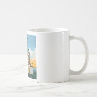 Connecticut New London Ledge Light Coffee Mug