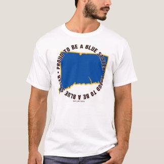 Connecticut: ¡Orgulloso ser una camiseta azul de