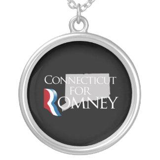 Connecticut para Romney 2012 png Collar