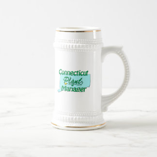 Connecticut Plant Manager Coffee Mugs