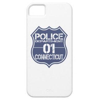 Connecticut Police Department Shield 01 iPhone SE/5/5s Case