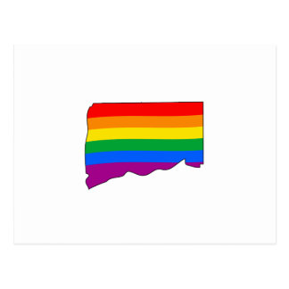 CONNECTICUT PRIDE - POST CARDS