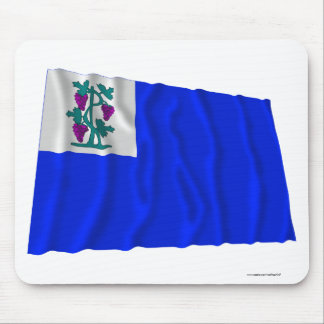 Connecticut Privateer Flag Mouse Pad