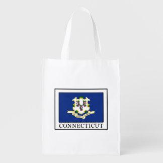 Connecticut Reusable Grocery Bag