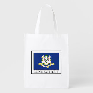 Connecticut Reusable Grocery Bags
