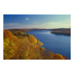 Connecticut River from Gillette Castle Poster