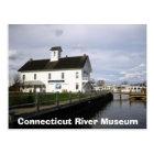 Connecticut River Museum Postcard