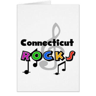 Connecticut Rocks Card
