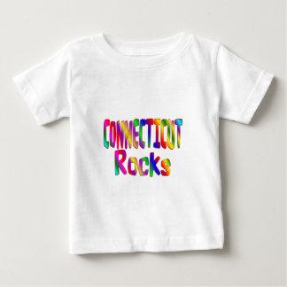 Connecticut Rocks Infant T-shirt