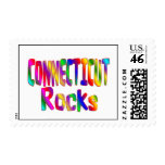 Connecticut Rocks Postage