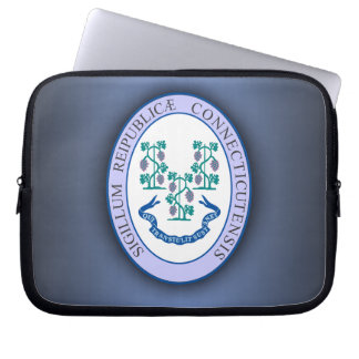 Connecticut Seal Computer Sleeve