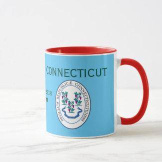 Connecticut Seal Mug