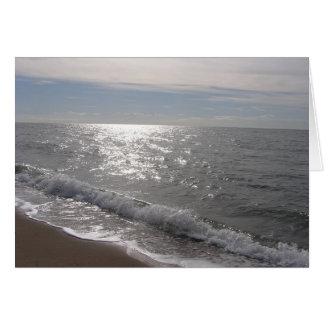 Connecticut Shoreline Stationery Note Card
