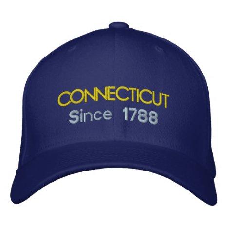 Connecticut Since 1788 Cap