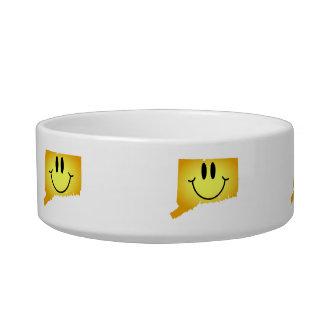 Connecticut Smiley Face Bowl