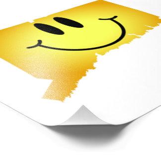 Connecticut Smiley Face Photograph