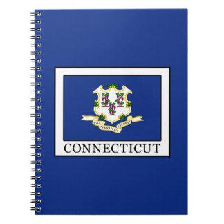 Connecticut Spiral Notebook