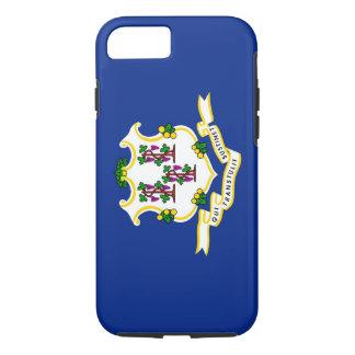 Connecticut State Flag Design Decor iPhone 8/7 Case